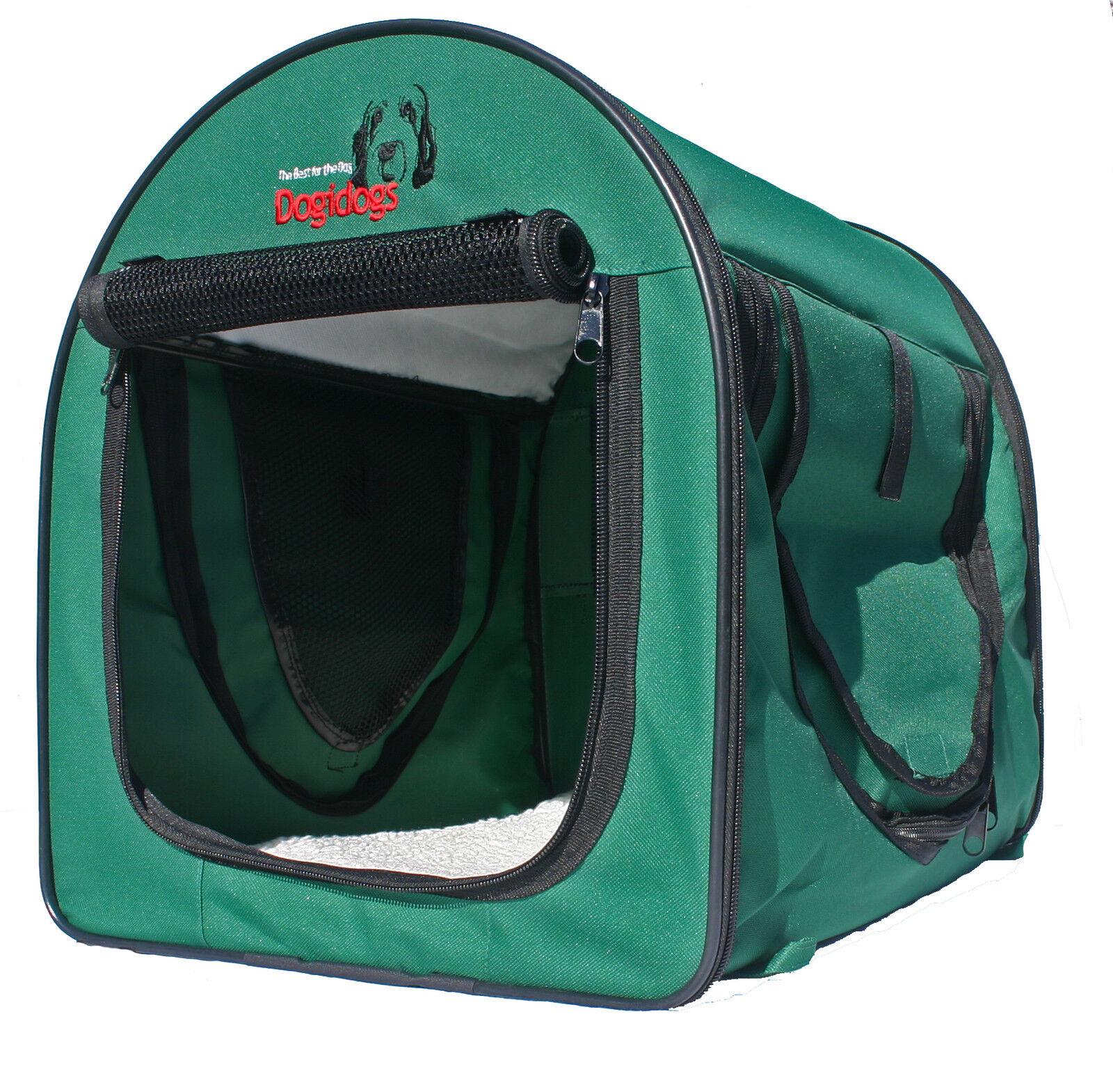 hunde transportbox faltbar premium 6 gr en dogidogs. Black Bedroom Furniture Sets. Home Design Ideas