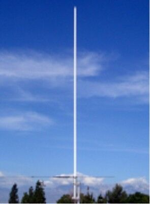 COMET GP-15 6m//2m//70cm tri band fiberglass Ham radio base antenna Hi gain//power
