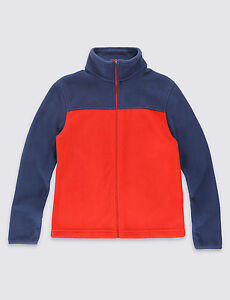 Boys-School-Fleece-jacket-Ex-Chainstore-Full-Zip-Age-12-Month-Till-14-Years