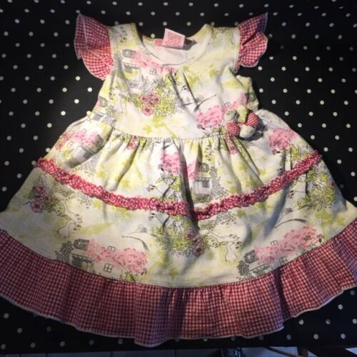 Details about  /Everyday Nay EUC 0-3 3 months 3-6 6-12 12-18 18-24 2T 3 4 4T 5 dress