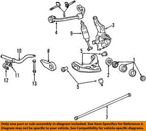 s l300 ford oem 01 05 explorer sport trac front steering knuckle spindle