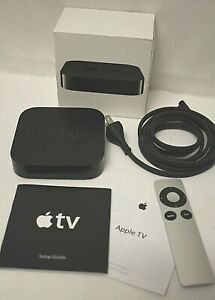 Very Good Used Apple TV 3 3rd Generation A1469 MD199LL//A Streaming Media Player