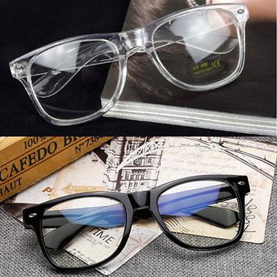 01080c8eeda9 Vintage Full-rim Eyeglasses Glasses Frames Men Women Eyewear Fashion RX-able