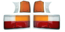 Volvo 140 Complete Set Tail Lights Lenses And Turn Signals 19731974 Fits Volvo