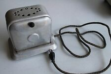 VINTAGE DECO PENN-AIR  SIDE-LOADING TOASTER RARE AND UNIQUE