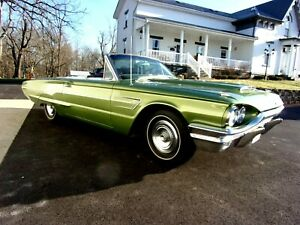 1965-Ford-Thunderbird-CONVERTIBLE