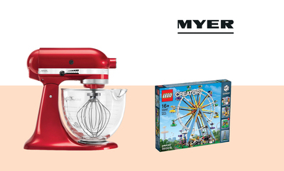 Myer Christmas Sale!