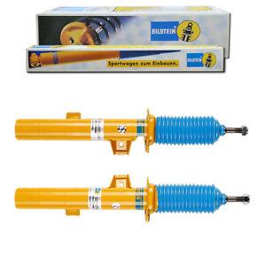 2x-BILSTEIN-B8-PLUS-Amortiguador-SPORT-DELANTERO-BMW-Serie-1-E81-E82-E87
