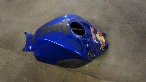 08-12 HONDA CBR 1000RR Red Bull Gas Fuel Tank Cover