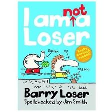 I Am Not a Loser (Barry Loser)-ExLibrary
