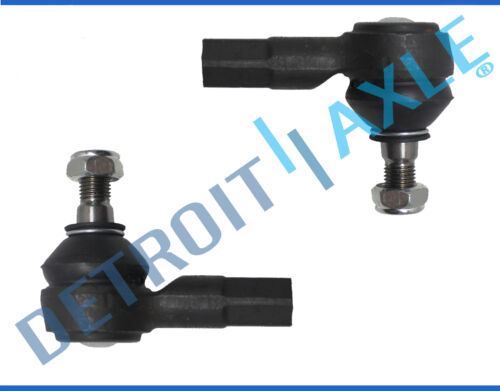 New Pair Both Front Outer Tie Rod End Links for Daewoo Leganza /& Nubira 2