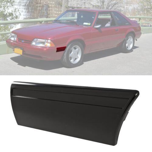 1991-1993 Mustang LX Black Fender to Body Molding Moulding Driver Left LH Side