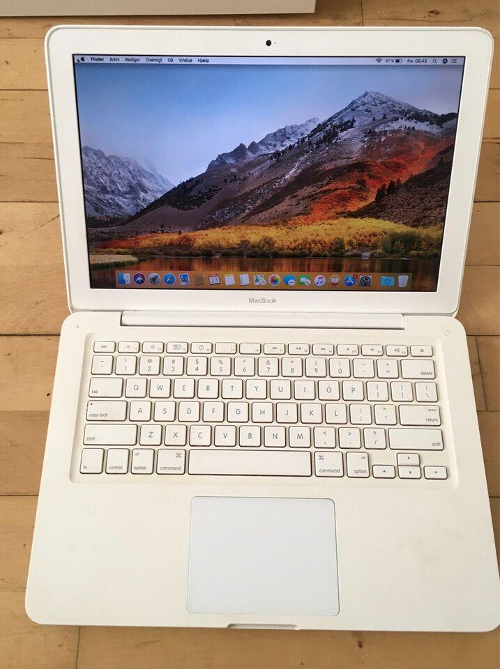 MacBook, 2.26 GHz, 4 GB ram
