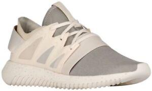 feb78cdc1ebb Adidas Tubular Viral S75914 Women s Running Shoes Chalk White Size ...