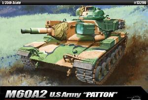 1-35-M60A2-U-S-ARMY-034-PATTON-034-13296-ACADEMY-HOBBY-MODEL-KITS