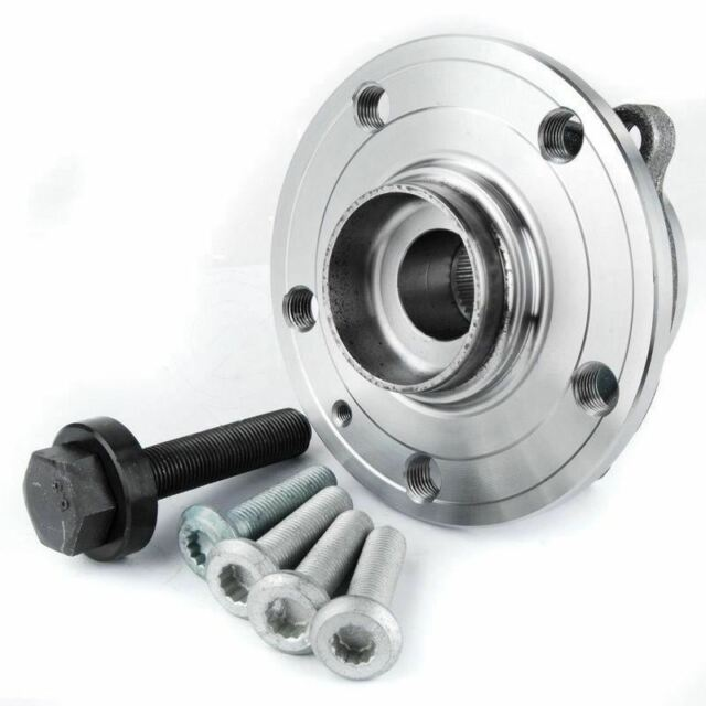 Skoda Octavia 1996-2004 Front Hub With ABS Ring