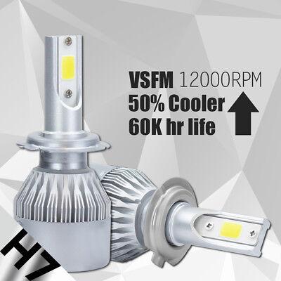XENTEC LED HID Headlight Conversion kit H7 6000K for Kia Spectra 2000-2004