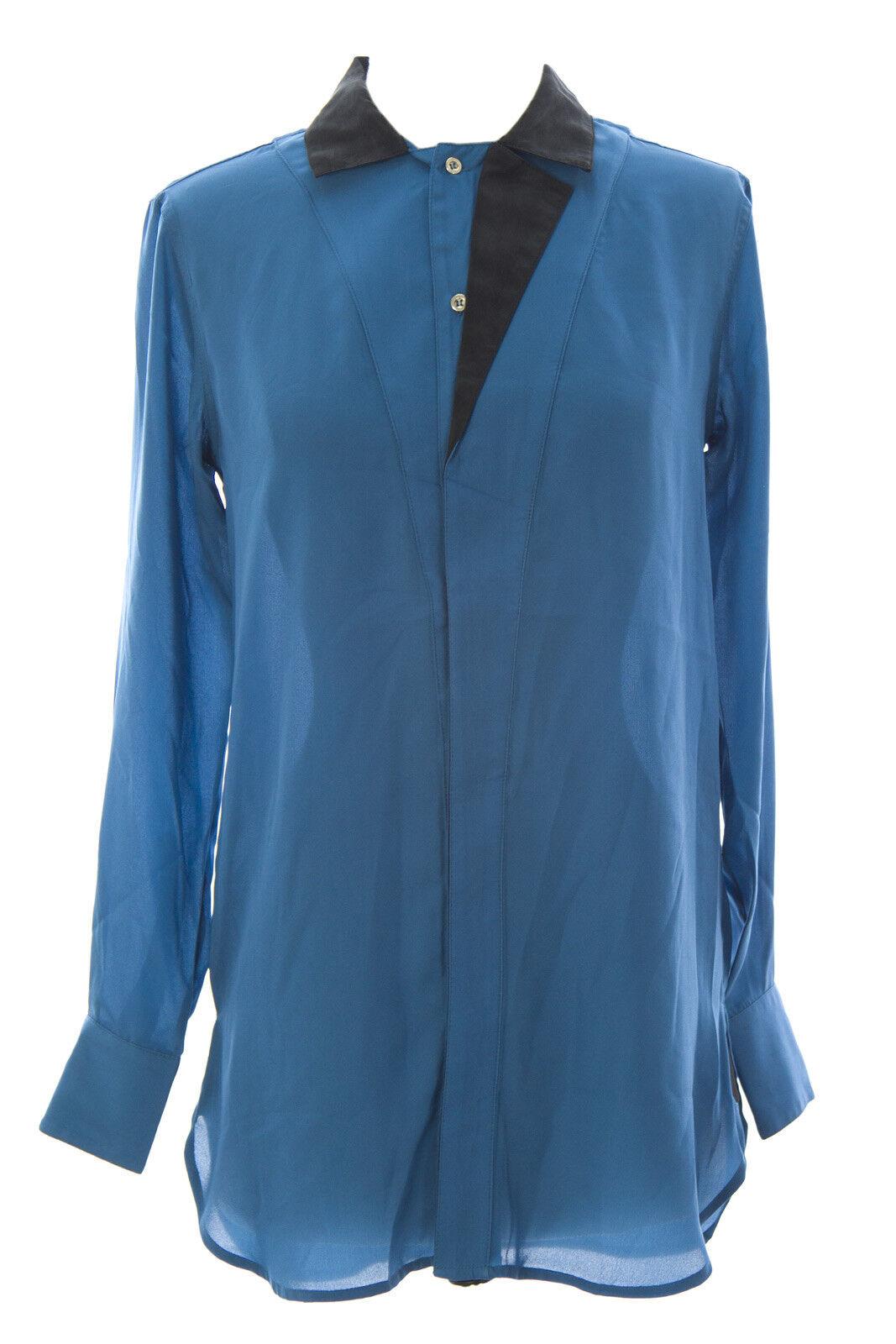 Oberfläche zu Luft Damen Mitternacht Blau Jessie Shirt Neu