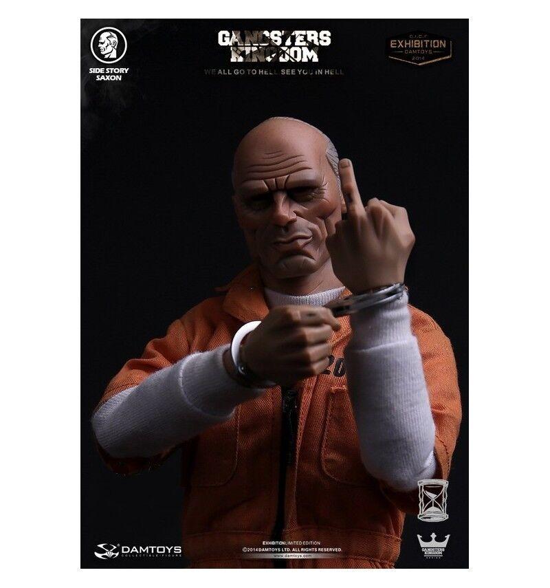 DAMTOYS 2015 Exclusiva Gangster Reino Saxon Ed Harris