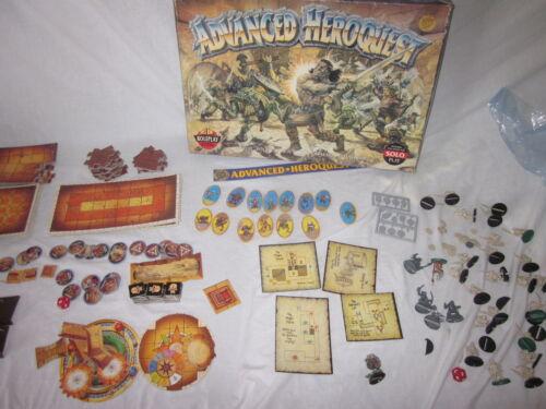 Warhammer Multi Angebote Advanced Heroquest Ersatzteile Komplett Your Set