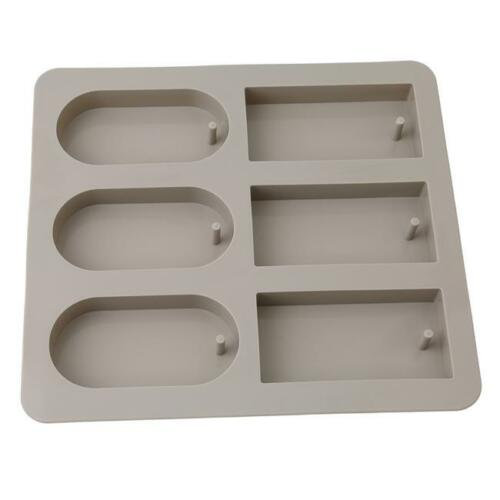 Silicone Soap Mould Tray For Homemade DIY Making Honey Bee Soap Mold SI