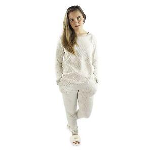 Cotton abbinato Of Ladies Set Womens Rebecca di House maculato pigiama Slippers q6waZXwg