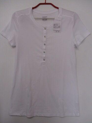 SCHIESSER 151502 Damen Mix & Relax T-Shirt / Schlafshirt Kurzarm
