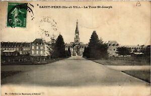 CPA-Saint-Pern-Ille-et-Vil-La-Tour-St-Joseph-584467