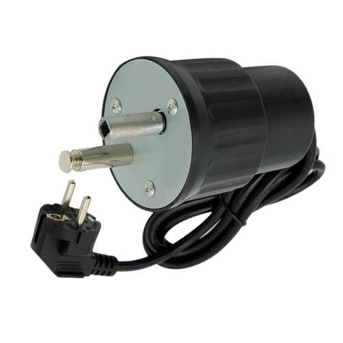 AC 220-240 V Drehspieß Grillmotor Campingartikel Batterie Grillmotor
