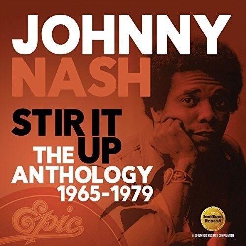 Johnny Nash - Stir It Up: Anthology 1965-1979 [New CD] UK - Import