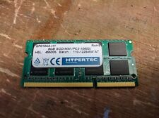 8GB (1x8GB) DDR3 1333MHz PC3-10600 Laptop Memory SODIMM RAM Non ECC