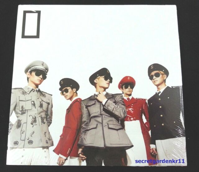 SHINEE 5th Mini Album [EVERYBODY] Vol.5:: CD w.booklet+Poster+Gift Photo,New,SM