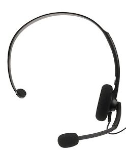 XBOX-360-MICROSOFT-CUFFIA-HEADSET-WIRED