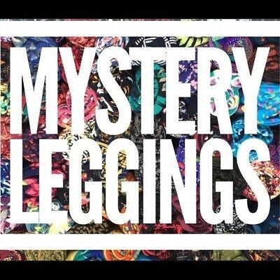 Lularoe Mystery OS One Size Leggings New