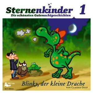 KARL-RUDOLF-MENKE-STERNENKINDER-1-BLINKY-DER-K-CD-NEW