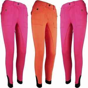 HKM-Riding-Breeches-cargo-Silicone