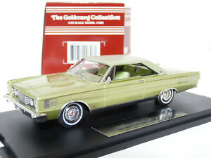 Goldvarg-GC-008B-1-43-1965-Mercury-Park-Lane-Resin-Model-Car