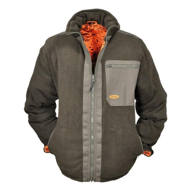 Shooterking Damen Fleece Jacke atmungsaktiv in braun NEU OVP