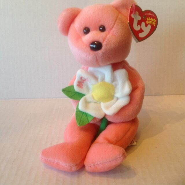 Hallmark Exclusive Mothers Day 2005 MWMT Ty Beanie Baby Dearly