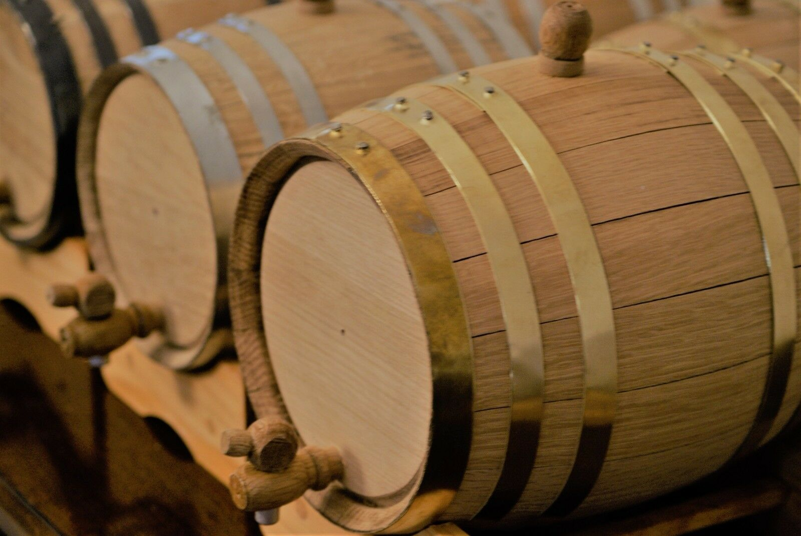 American Oak Barrel by Solera Barrels