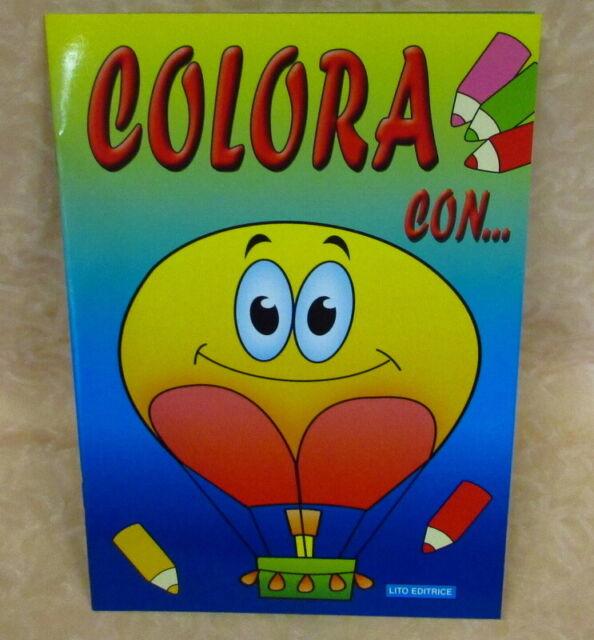 album COLORA CON... trasporti cod.15559