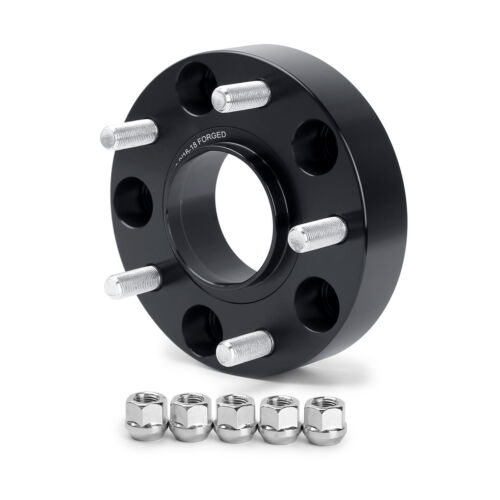 """Fit Fr Dodge Ram 1500 5x5.5 1.5/"""" Thick 9//16 Hub Centric Wheel Spacers Adapters"""