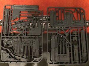 Ruins Walls Sector Sanctoris Warhammer 40K Terrain Kill Zone Team Imperialis
