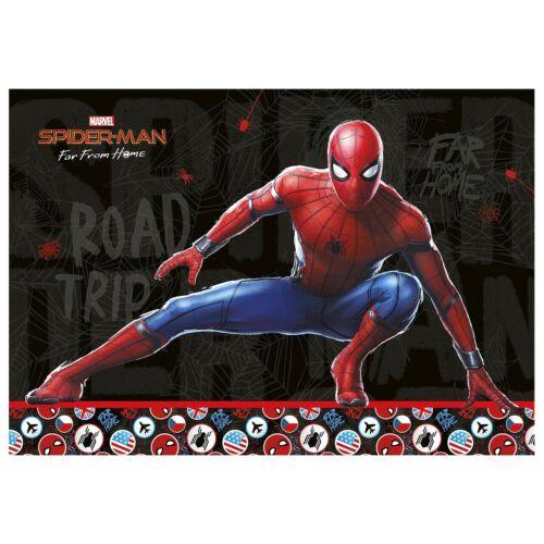 Spiderman Spider man SCHREIBTISCHUNTERLAGE UNTERLAGE TISCHUNTERLAGE 50 x 35 cm