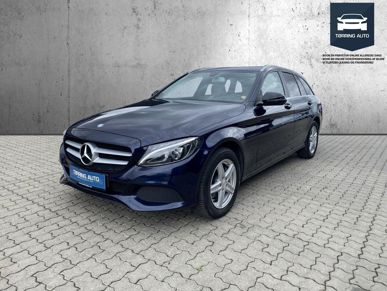 Mercedes C220 d 2,2 stc. aut. 5d - 259.900 kr.