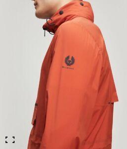 Belstaff-Vapor-Jacket-Orange-Size-M-Similar-CP-Company-Stone-Island-Barbour