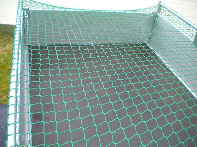 Transportnetz elastisch Ladungssicherung Abdecknetz Netze Abdecknetze 100x180cm