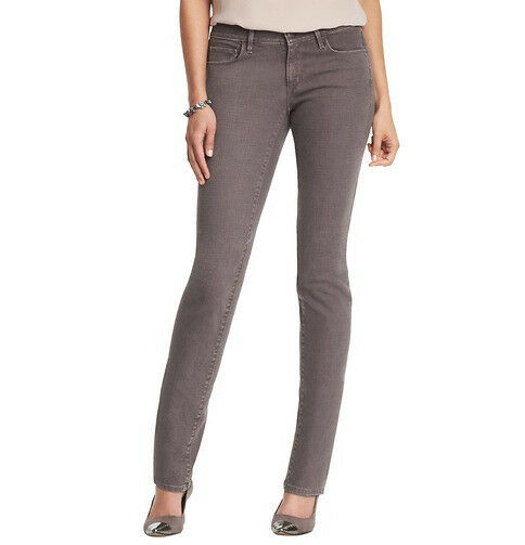 Ann Taylor LOFT Modern Skinny Jeans Pants Size 24 00, 24 00P Dark Willow Grey