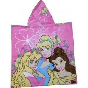/60/x 120/cm Princesas Disney Toalla de playa Poncho o de ba/ño/