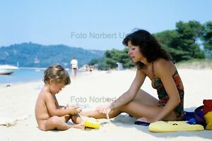 Vicky-Leandros-IN-Swimsuit-Photo-20-X-30-CM-Without-Autograph-Nr-2-293